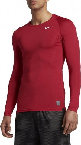 Compressie T-shirt Nike M NP TOP COMP LS CRW