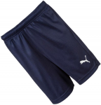 LIGA Shorts Core Jr Peacoat- White