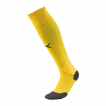 Team LIGA Socks Cyber Yellow- Black