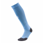 Team LIGA Socks Silver Lake Blue- Wh