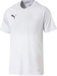LIGA Jersey Core White- Black