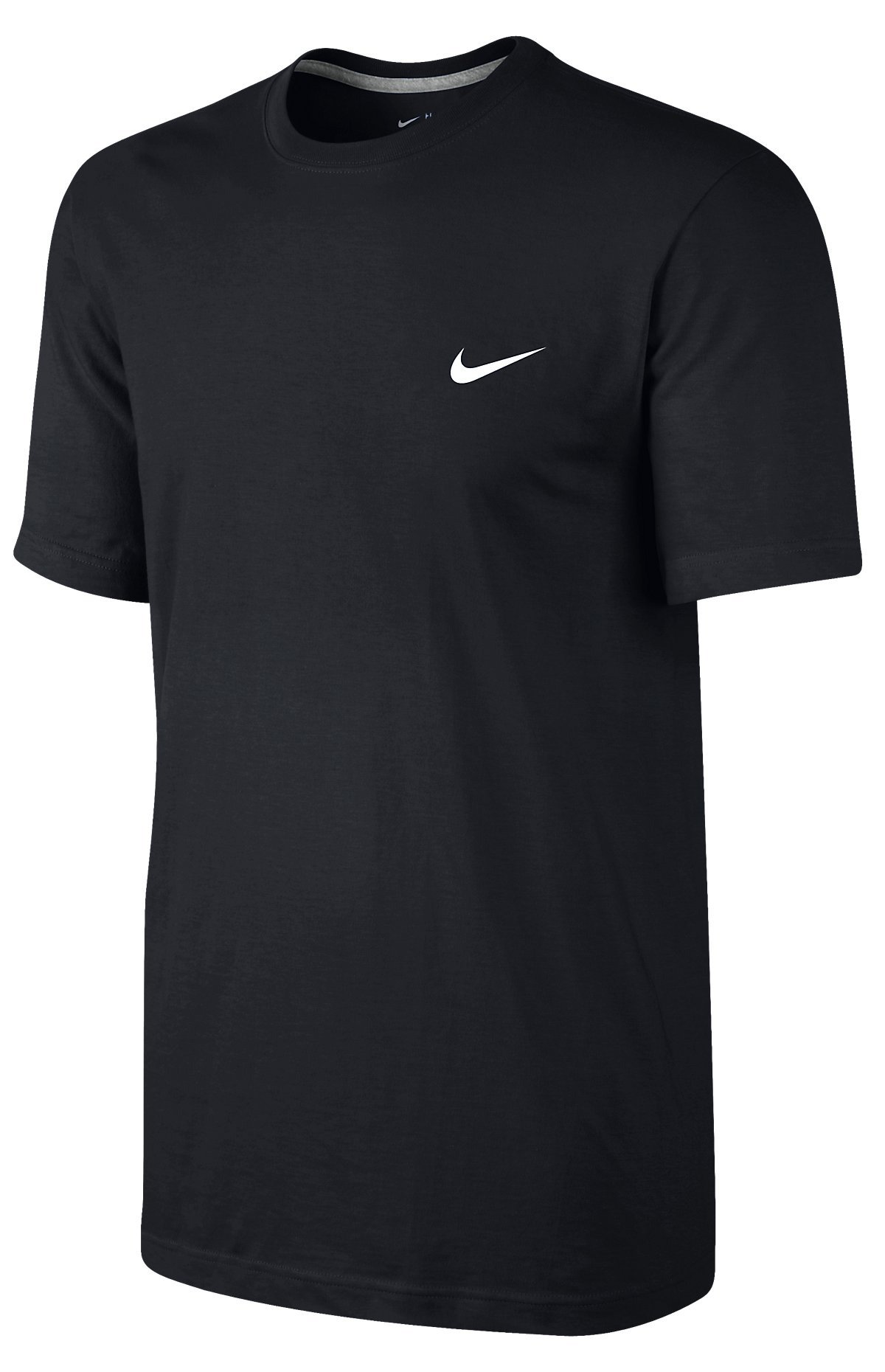 T shirt nike tee embrd swoosh for Nike swoosh logo t shirt