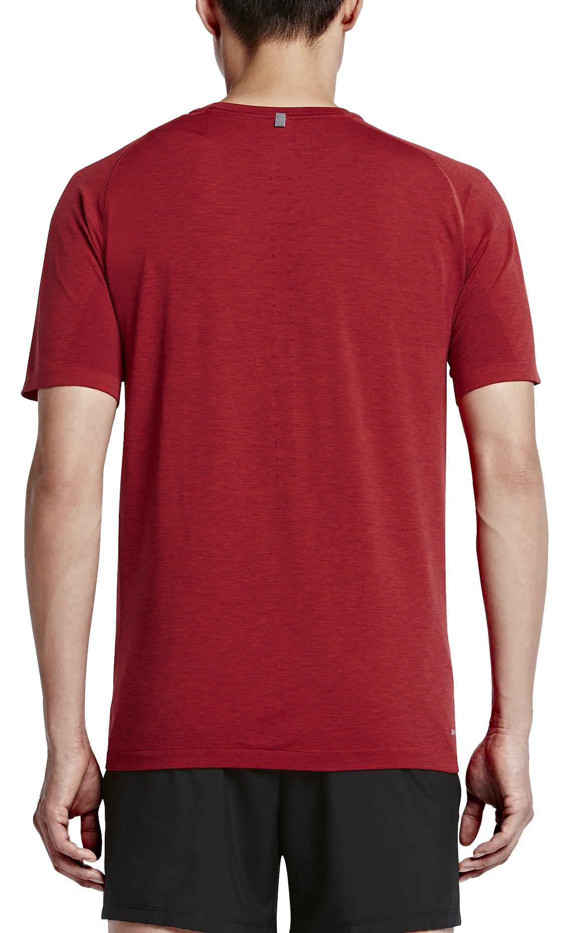 T Shirt Nike Dri Fit Knit Ss