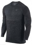 Triko s dlouhým rukávem Nike DRI-FIT KNIT LS