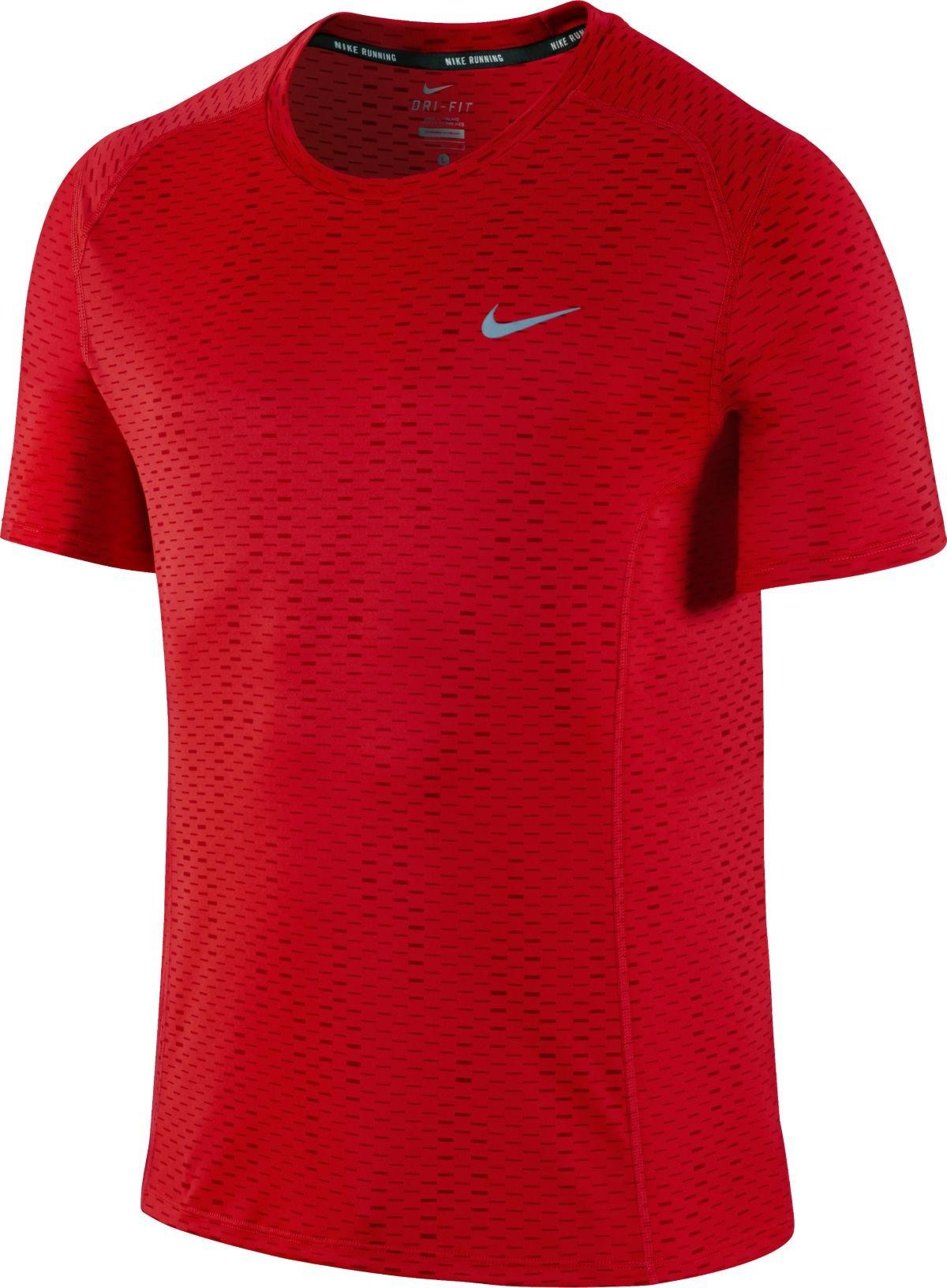 Triko Nike DRI-FIT MILER FUSE SS