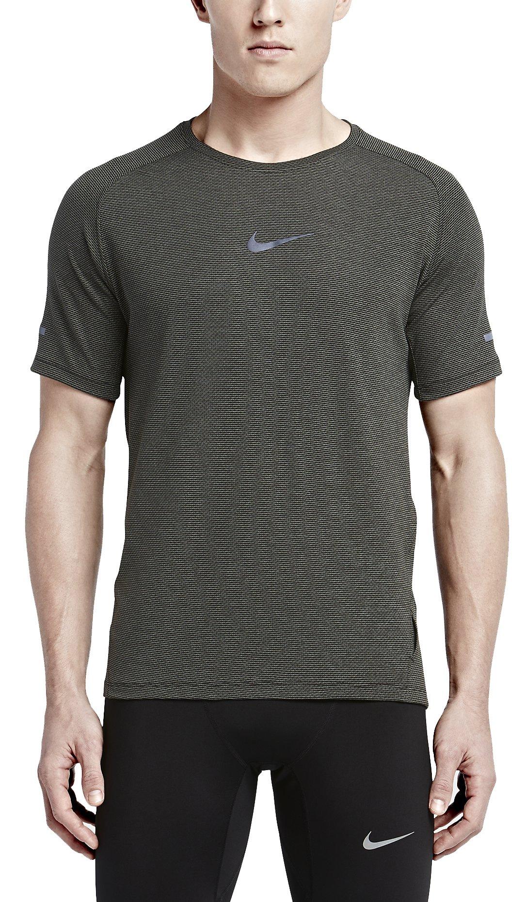 Běžecké triko s krátkým rukávem Nike AeroReact