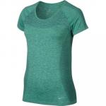 Běžecké tričko s krátkým rukávem Nike Dri-FIT KNIT – 1