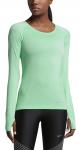 Triko s dlouhým rukávem Nike DRI-FIT KNIT LONG SLEEVE