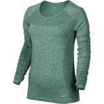 Běžecké triko s dlouhým rukávem Nike Dri-FIT KNIT – 1