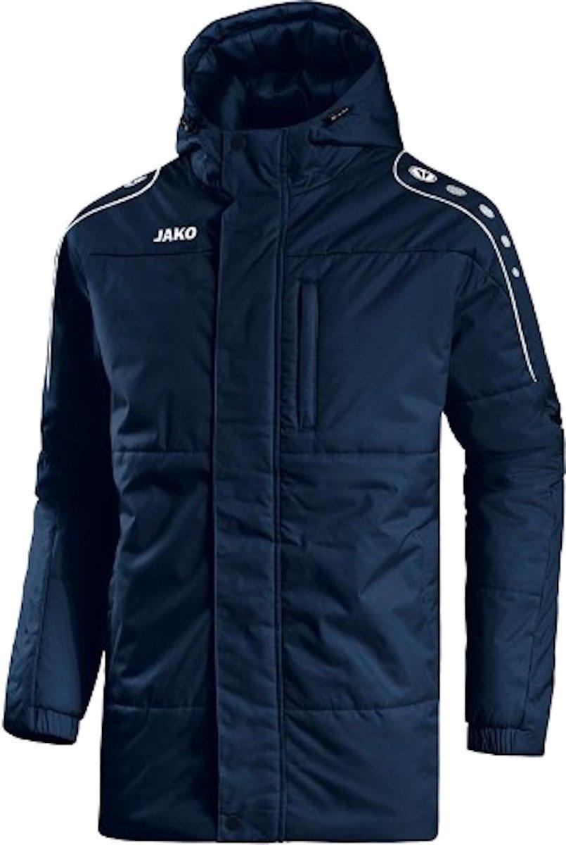Pánská zimní bunda s kapucí Jako Active