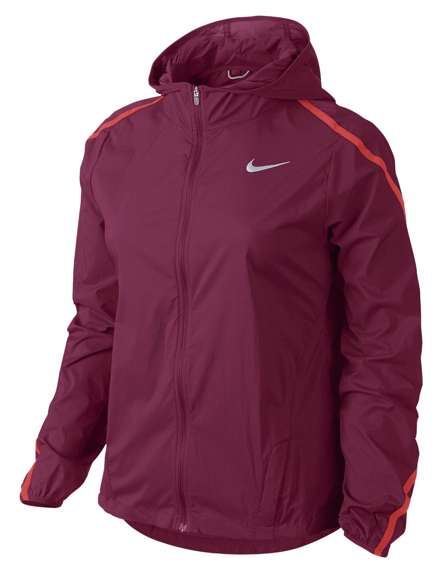 Běžecká bunda s kapucí Nike Impossibly Light