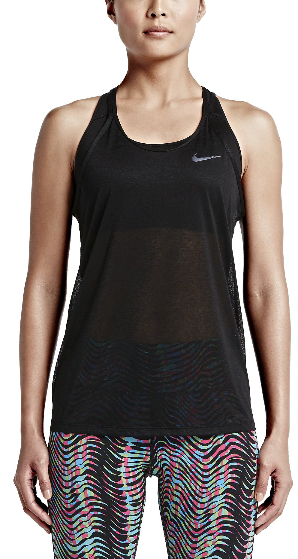 Tílko Nike DF COOL BREEZE STRAPPY TNK