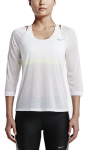 Triko s dlouhým rukávem Nike DF COOL BREEZE 3/4 SLEEVE