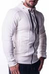 Mikina s kapucí Nebbia jacket zip