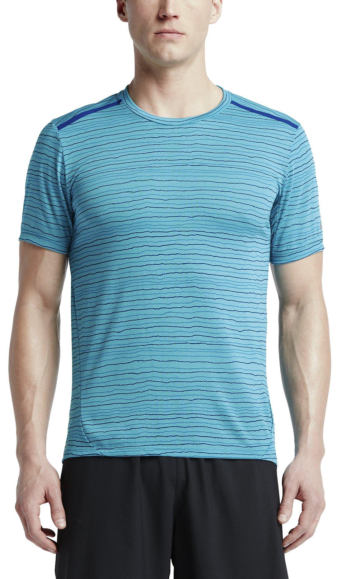 Tričko Nike Dri-FITCool Tailwind Stripe