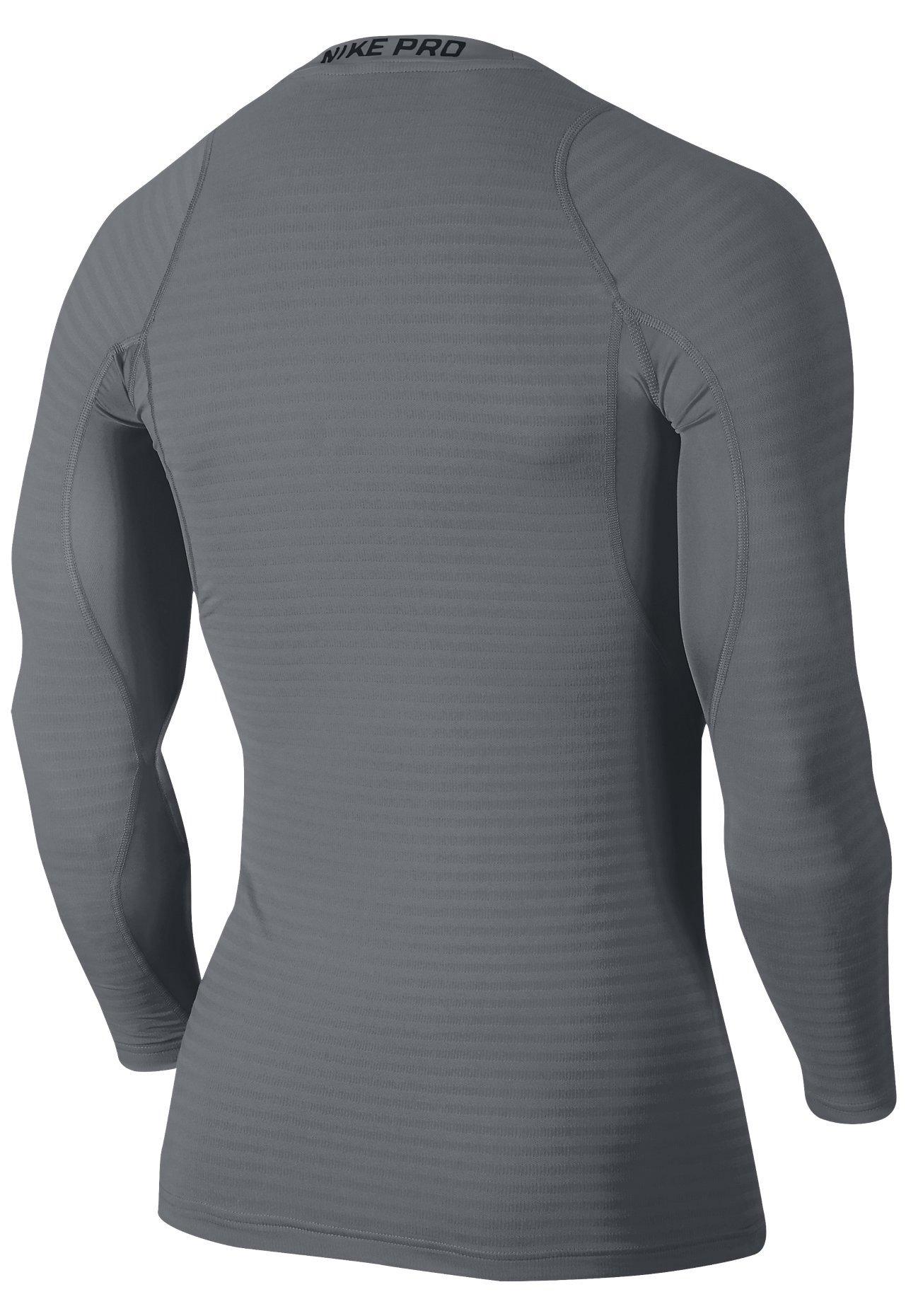 Compression T Shirt Nike Warm Comp Ls Crew