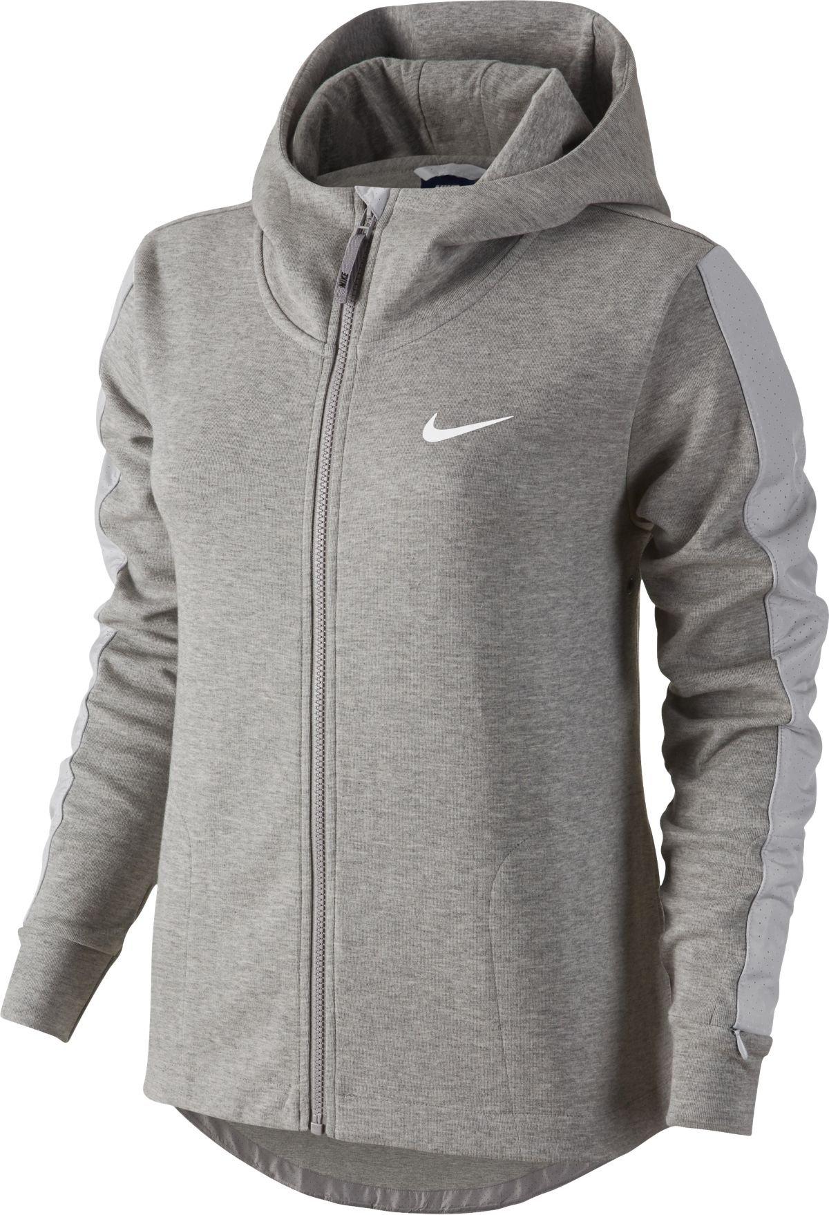 Mikina s kapucí Nike ADVANCE 15 FLEECE CAPE