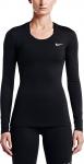 Triko s dlouhým rukávem Nike W NP TOP LS