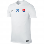 Dres Nike Slovakia Replica Home Football Jersey 2016/2017