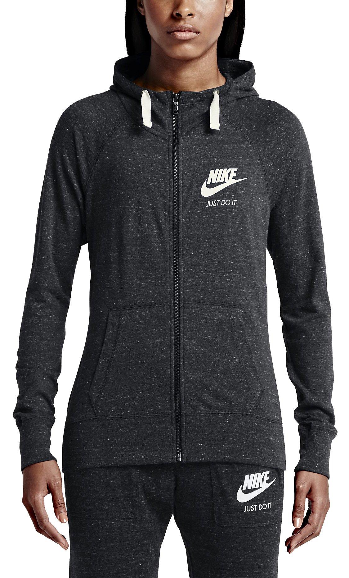 Mikina Nike Gym Vintage FZ