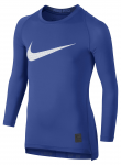 Kompresní triko Nike COOL HBR COMP LS YTH