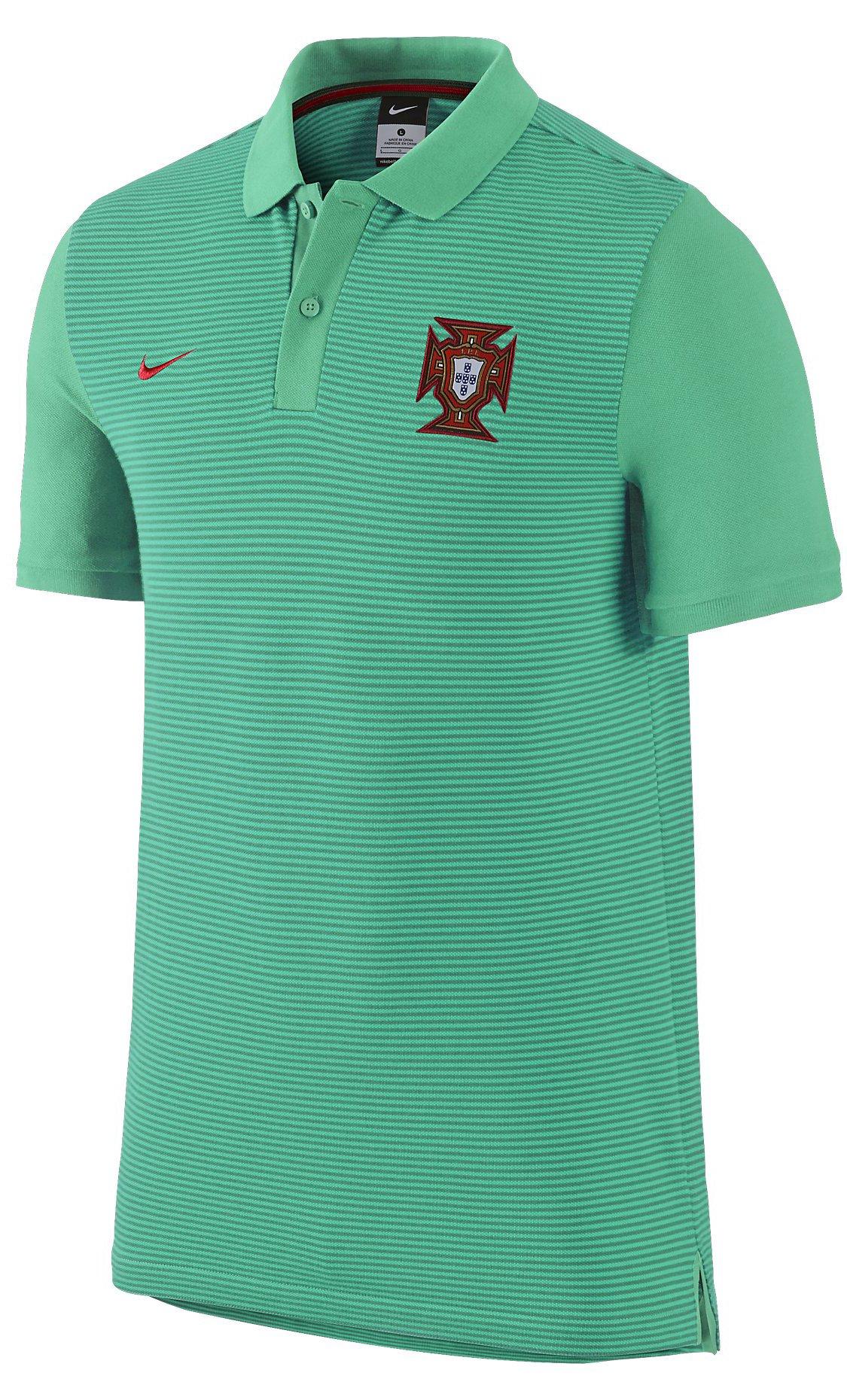 Polokošile Nike FPF AUTH GS SLIM POLO