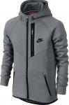 Mikina s kapucí Nike TECH FLEECE WINDRUNNER YTH