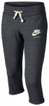 Kalhoty Nike GYM VINTAGE CAPRI YTH