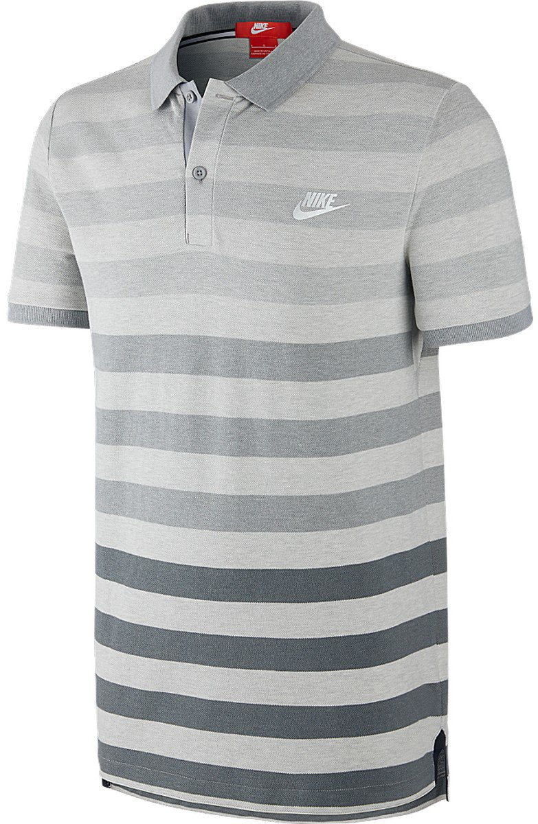 Polokošile NikeCourt Grand Slam Slim Solstice