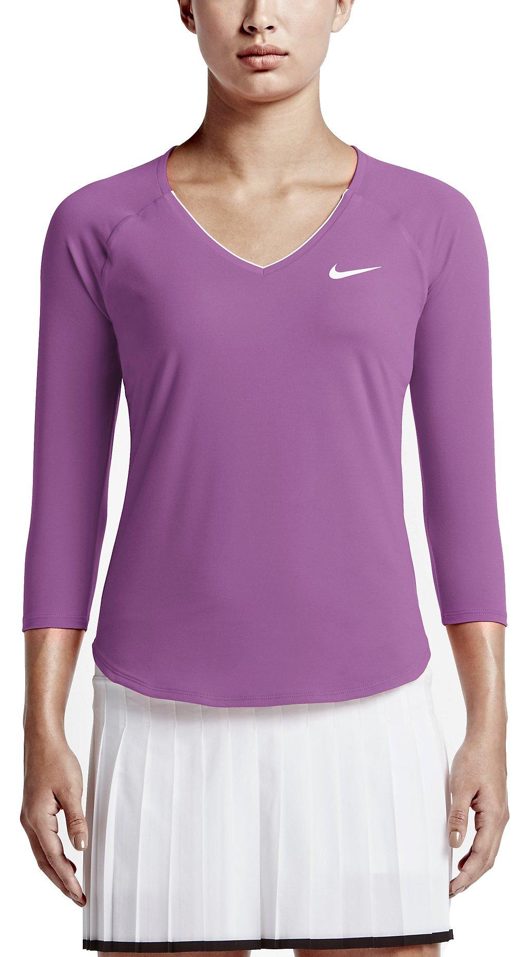 584628bdfaae Dámské tričko s krátkým rukávem Nike Pure