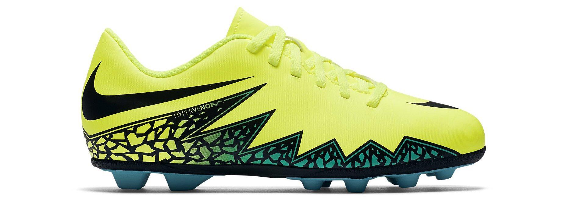 Kopačky Nike JR Hypervenom Phade II FG-R