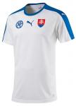 Dres Puma Slovakia Replica B2B Shirt white- ro
