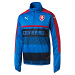 Czech Republic 1 4 Zip Training Top