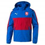 Bunda s kapucí Puma Czech Republic Rain Jacket with pockets
