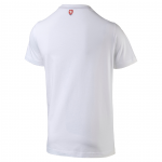 Triko Puma Czech Republic 76 Fan Shirt white-chili – 1