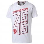 Czech Republic  76 Fan Shirt white-chili