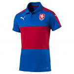 Czech Republic Casuals Polo royal-c