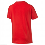 Triko Puma Arsenal Fan Tee high risk red – 3