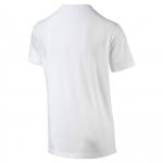Triko Puma AFC Fan Tee - Crest (Q3) white – 4