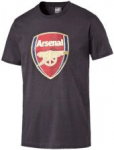 AFC Fan Tee - Crest (Q3) Ebony