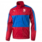 Czech Republic Lightweight Rain Jacket c