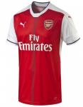 Domácí dres s krátkým rukávem Arsenal FC 2016/2017 – 1