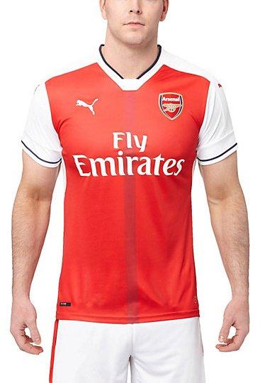 Domácí dres s krátkým rukávem Arsenal FC 2016/2017