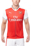 AFC Home Replica Shirt high risk red-white