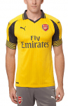 AFC Away Replica Shirt spectra yellow-eb