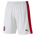 AFC Replica Shorts with Innerslip white