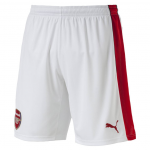 Šortky se slipy Puma AFC Replica Shorts with Innerslip white