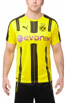 BVB Home Replica Shirt with Sponsor Logo