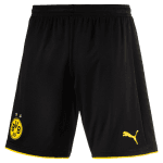 BVB Replica Shorts with Innerslip black-