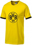 bvb dortm badge tee kids f01